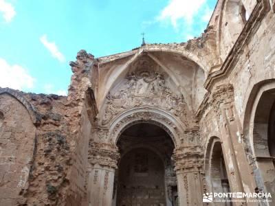 Parque Natural Monasterio de Piedra; senderismo iniciación;viajes a la montaña